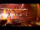 Sistar - Push Push + How Dare You + So Cool + Ma Boy @ Music Bank in Paris (2012)