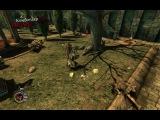 The Cursed Crusade (gameplay)